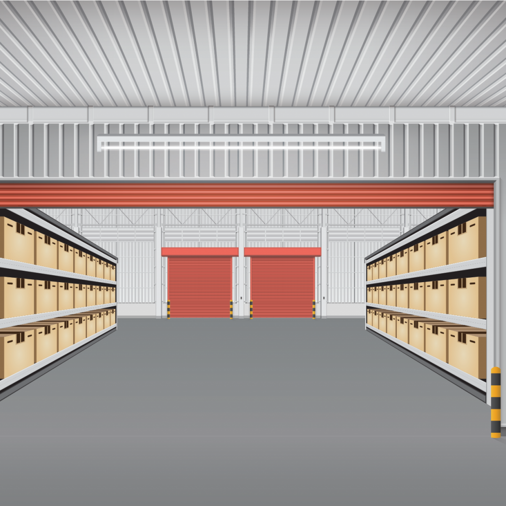More Indoor Storage 3×10 units added