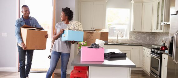 How Self-Storage Can Help When Moving House