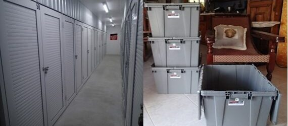 The Difference Between Self-Storage & Valet Storage